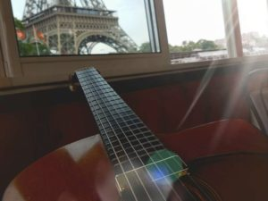 jazz manouche Paris seine