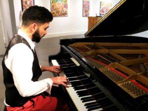 JLB-Prod piano solo jazz Lille