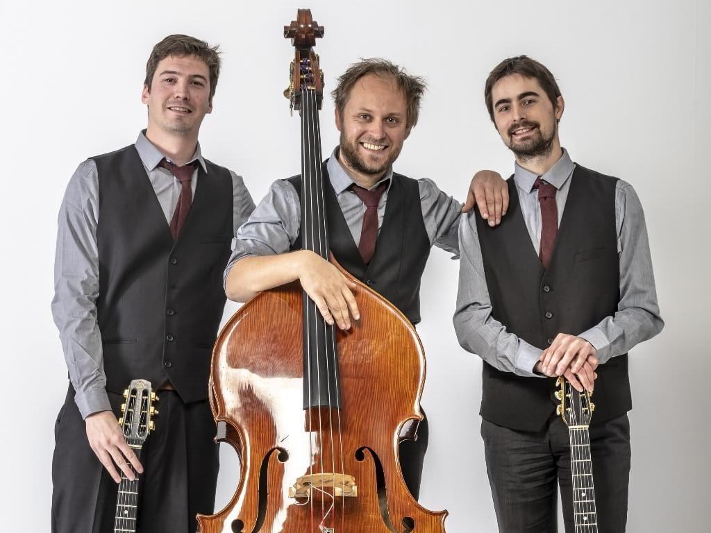 Trio jazz manouche Lille