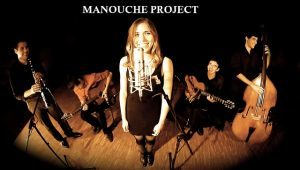 Groupe jazz manouche paris