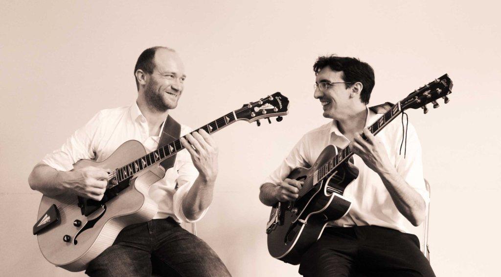 Groupe duo jazz manouche Belgique