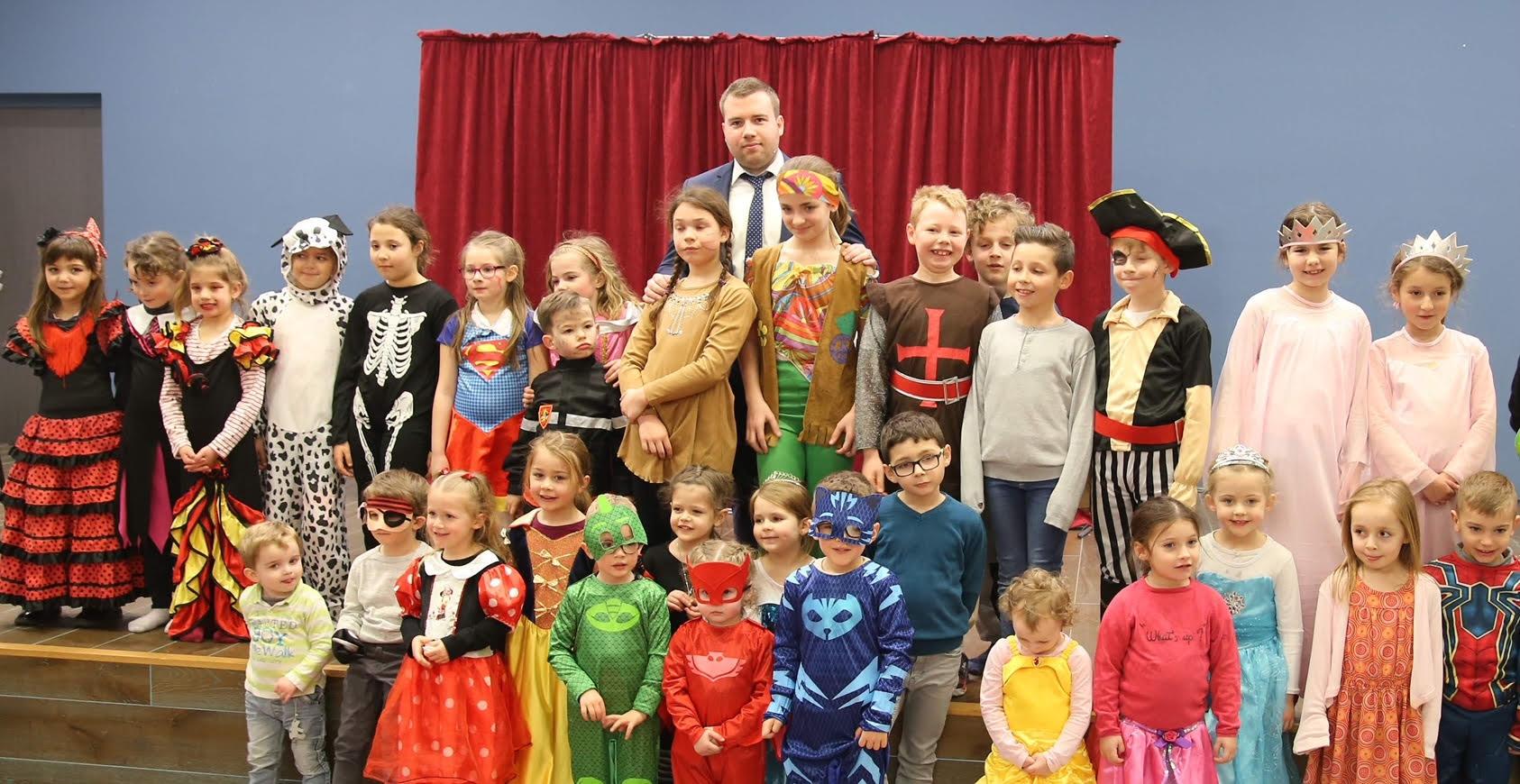 spectacle magie pour enfant