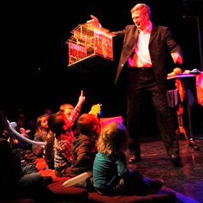 magicien spectacle enfant lille