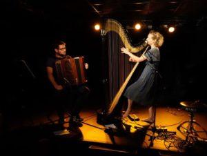 JLB-Prod duo Harpe et Acoordeon