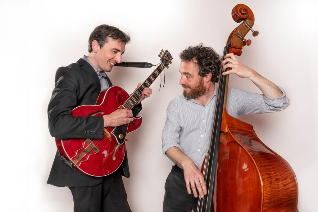 Duo jazz pour mariage Lille