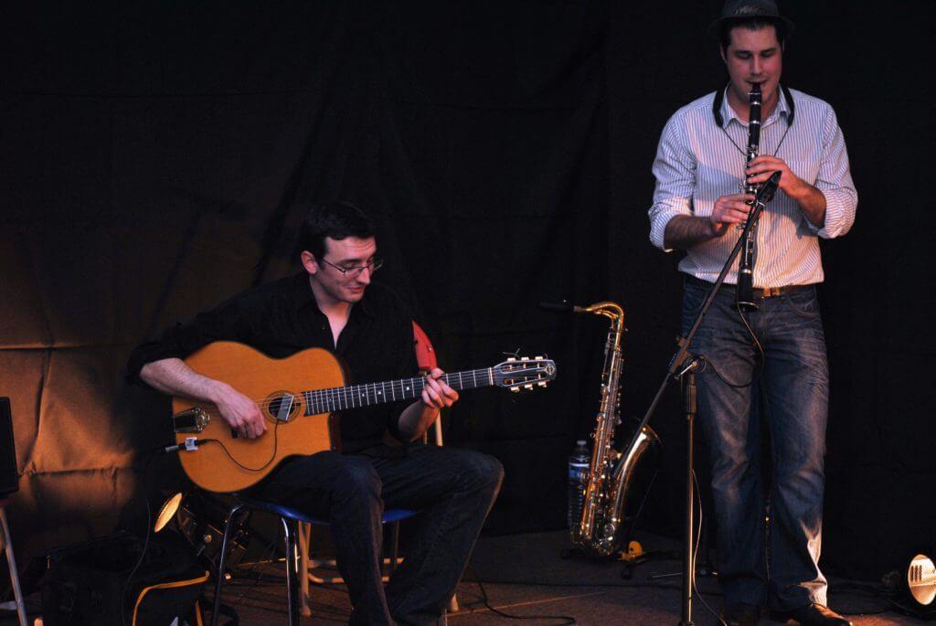 groupe jazz paris mariage