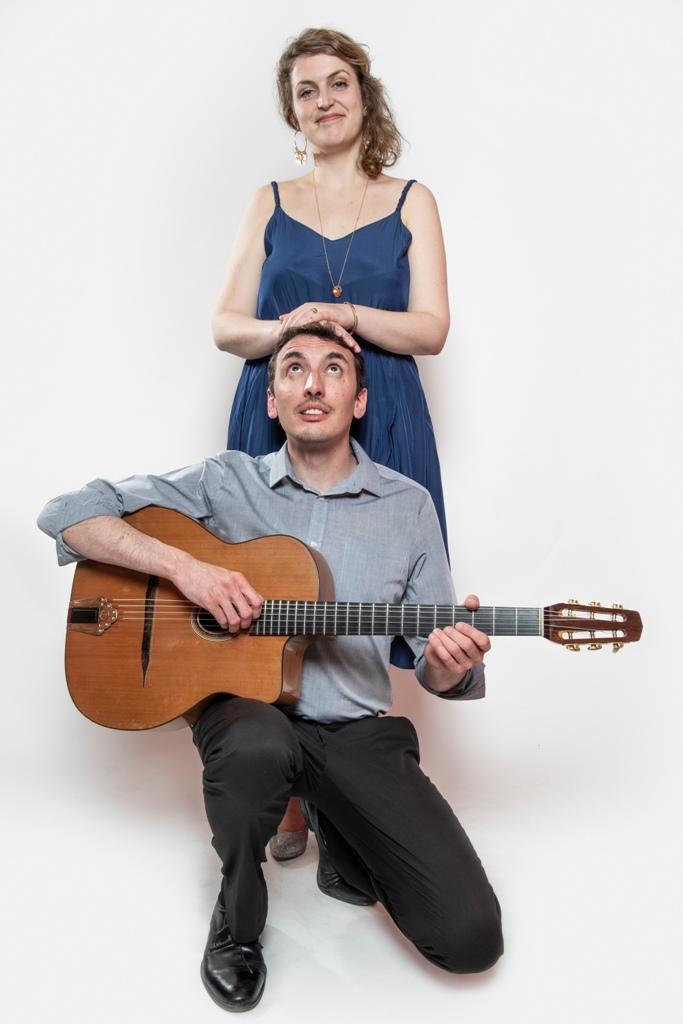 duo pop chansons françaises paris