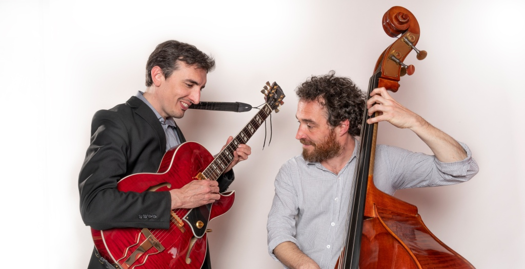 duo musique ambiance jazz à Lille