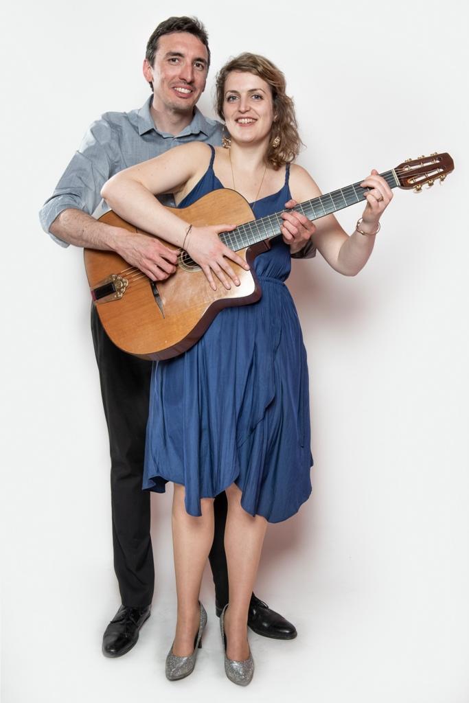 duo guitare chant paris