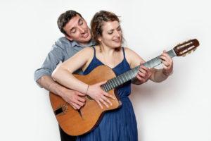 duo chansons françaises paris