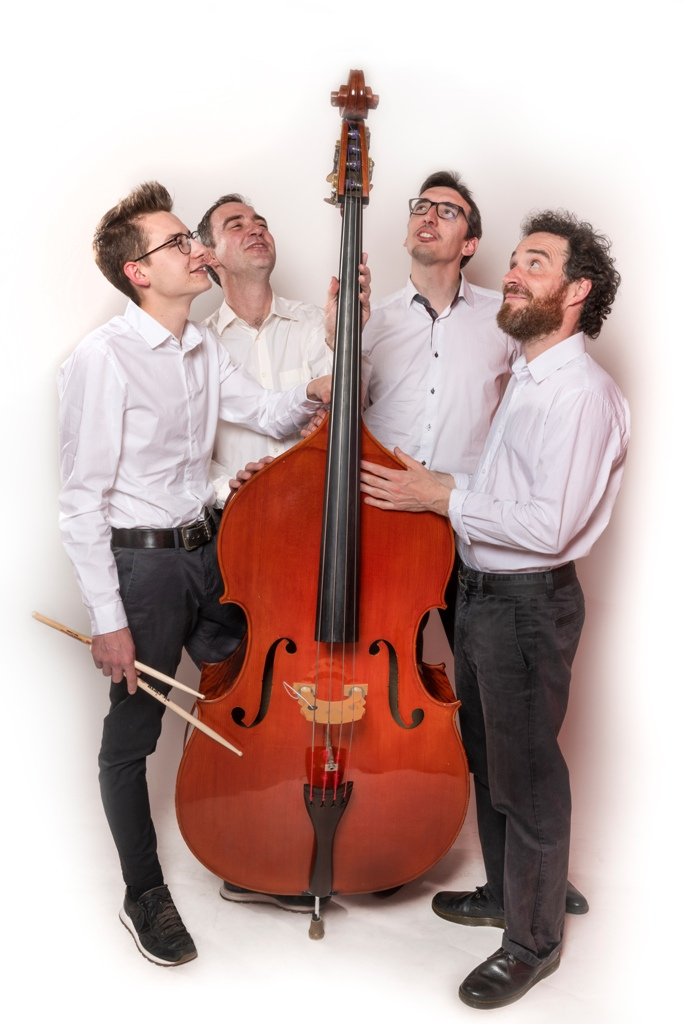 groupe de jazz pour mariage Lille