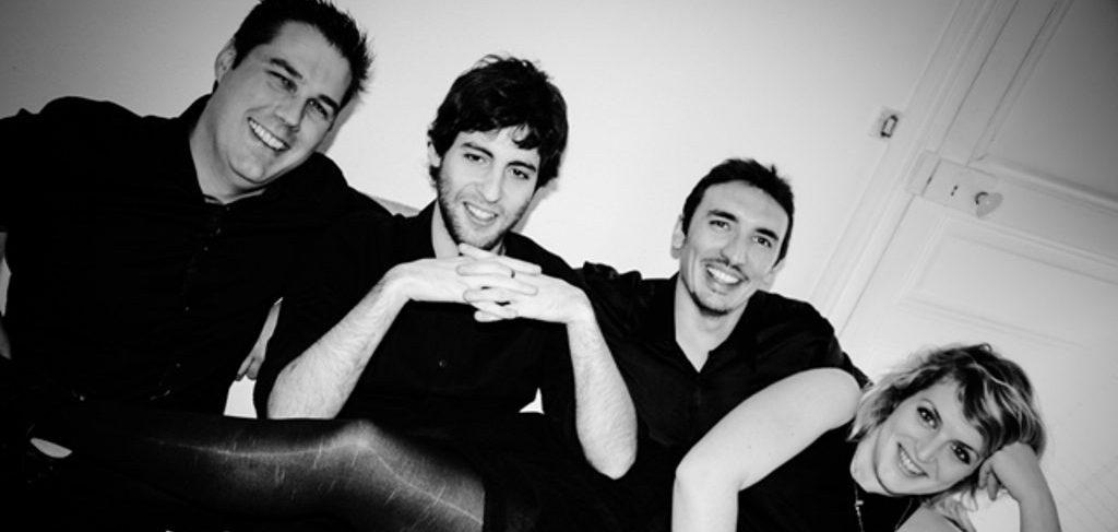 Groupe de jazz à Paris