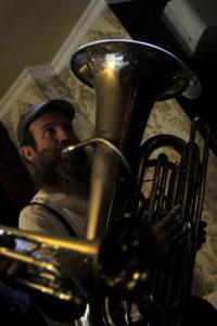 Tubiste fanfare paris
