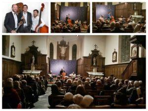 Concert de jazz manouche dans le Nord