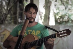 Didgeridoo guitare bal folk