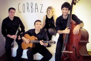 Groupe de jazz anniversaire iles de France