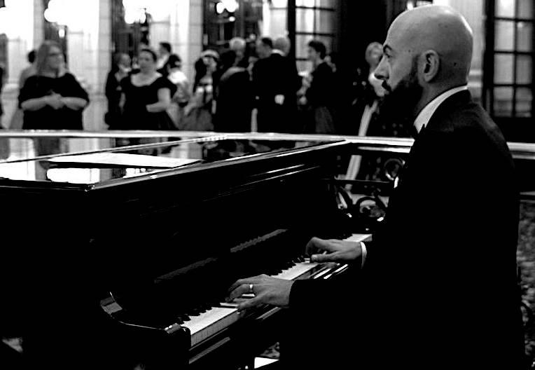 pianiste solo animation paris