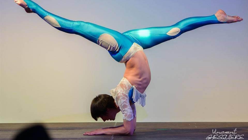 Spectacle acrobate lille hauts de france cirque