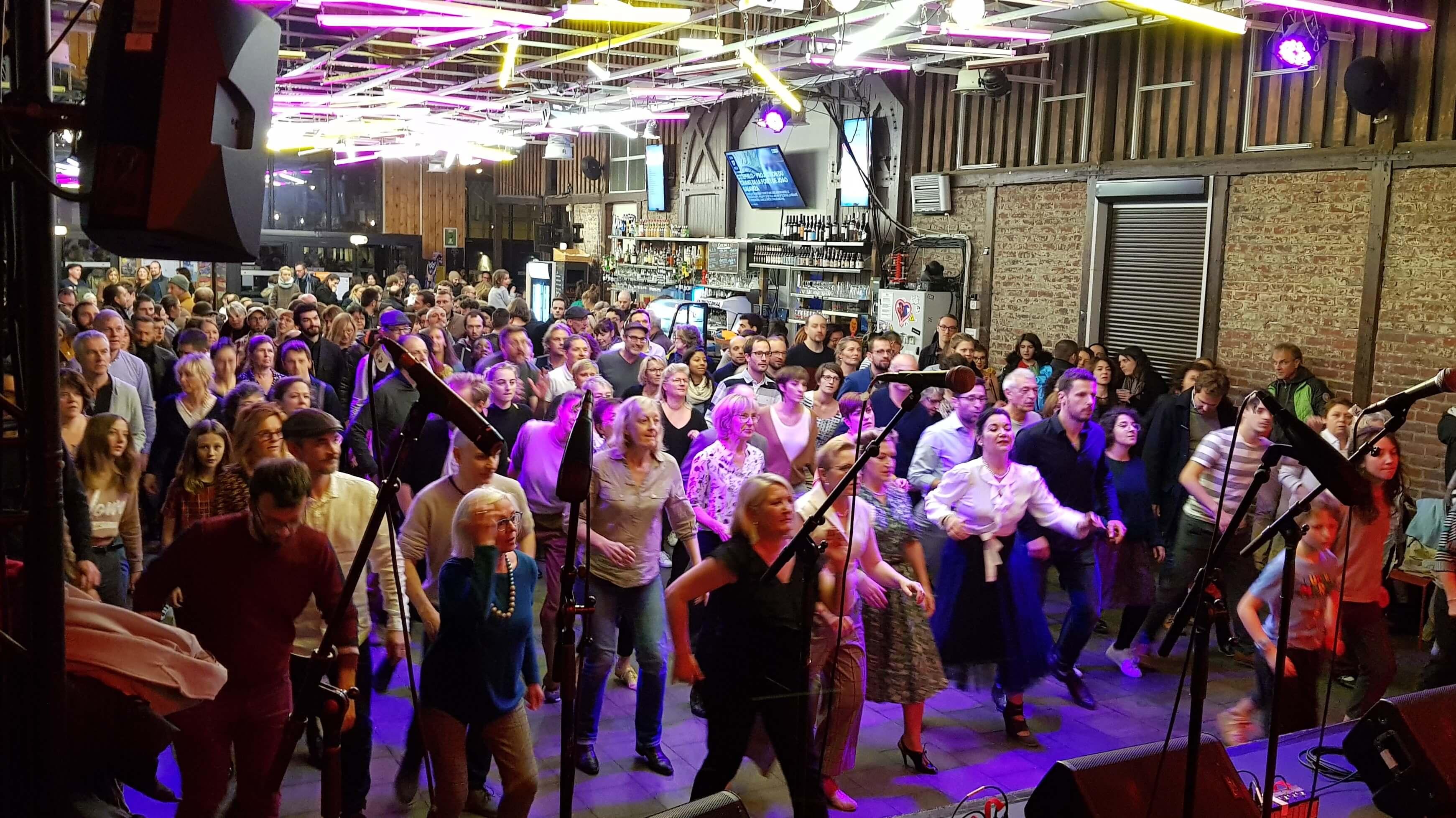 démo collectives apprendre à danser ensemble cours collectif danse swing lille dans les hauts de france