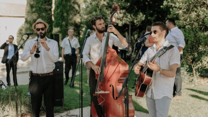 groupe swing trio vocal de paris pours mariage en ile de france