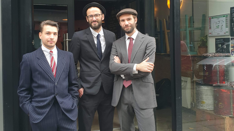 trio jazz swing paris pour vos evenements à paris et votre recherche d animation musicale de qualité