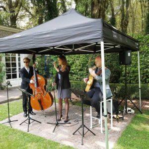 trio jazz pour mariage
