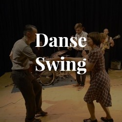 initiation et spectacle danse swing