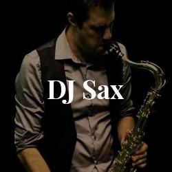 Dj sax live