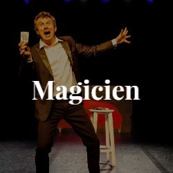 Spectacle magicien animation