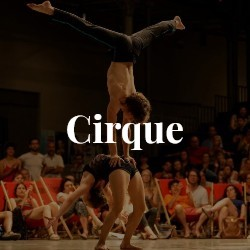 Animation acrobate cirque