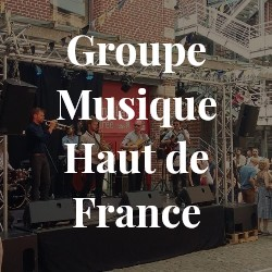 groupe musique mariage Nord