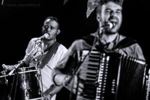 Fanfare deambulation foro musique latine lille hauts de france