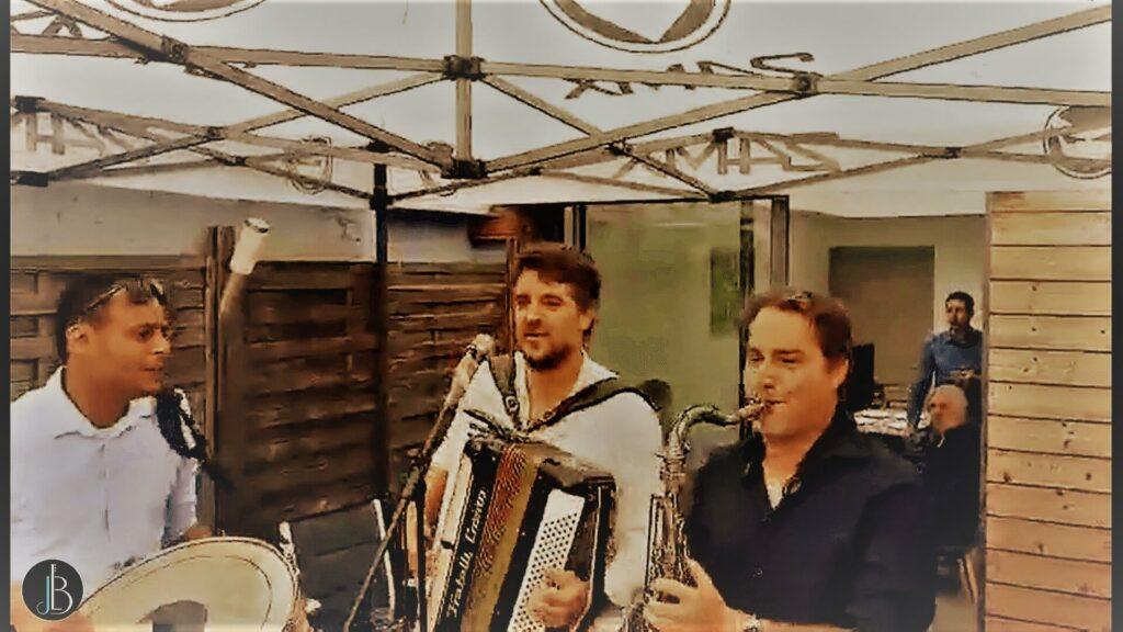 Trio pour deambulation foro bal latino ambiance danse lille