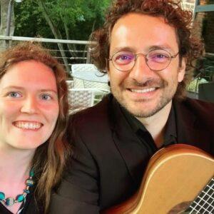 duo musique bossa nova Lille