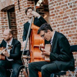 groupe jazz manouche Nord