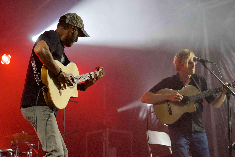 Duo guitaristes flamenco bossa nova pour mariages et cocktails sur Lille et dans les hauts de france