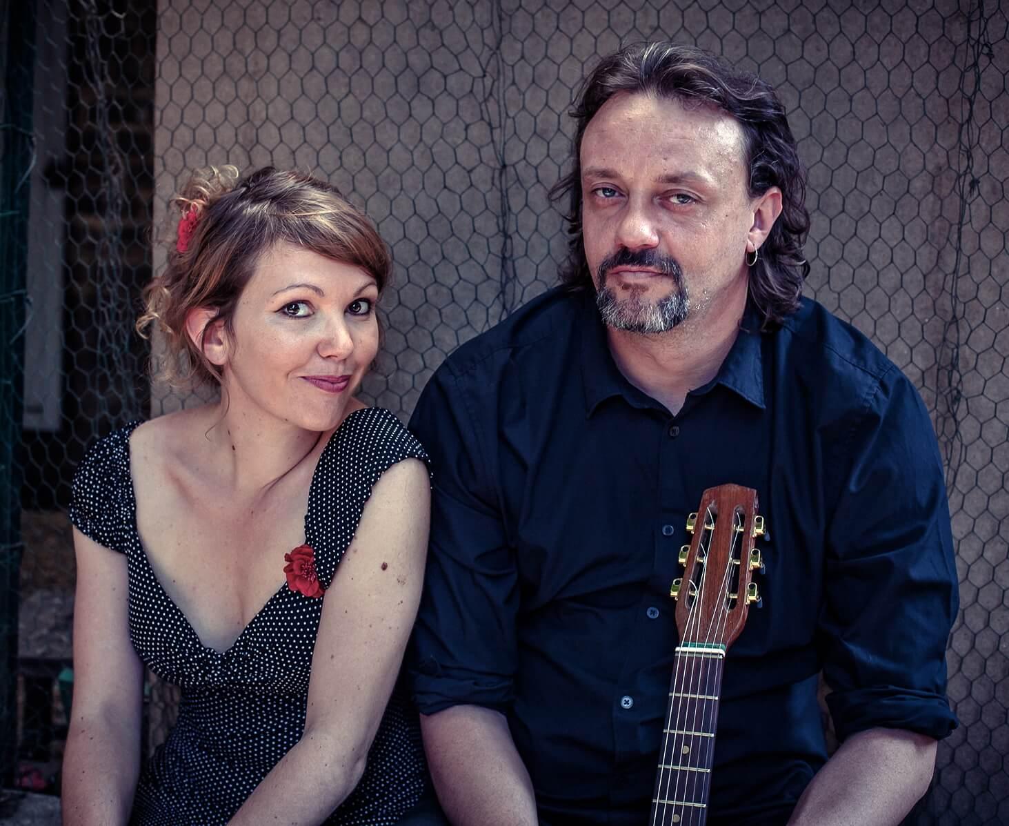duo chanson francaise pour ambiance joyeuse et chaleureuse à lille et dans le nord de la France