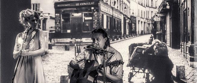 duo de chanson française avec guitariste dans les hauts de france